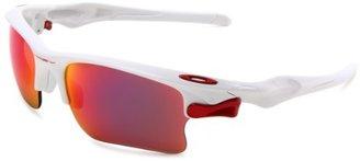 Oakley Men's Fast jacket XL Oval Polarized Sunglasses