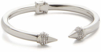 Vita Fede Mini Titan Crystal Bracelet $390 thestylecure.com