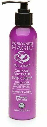 Dr. Bronner's Lavender Coconut Organic Hair Creme