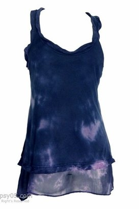 Gypsy 05 Silk Double Tank in Black