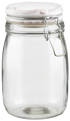 Container Store 1 qt. Panoply Canister Ceramic Lid