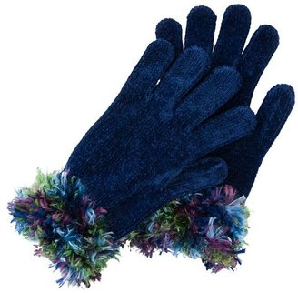 Croft & Barrow® Marled Feather Chenille Gloves