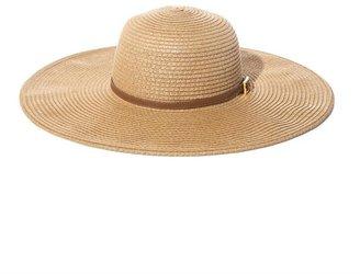 Melissa Odabash Jemima wide-brimmed hat