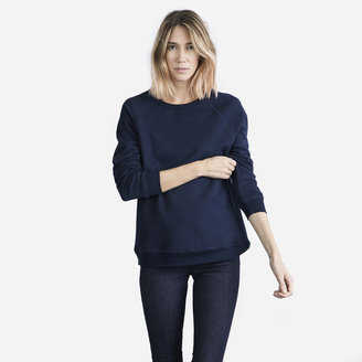 Everlane The Boyfriend Sweatshirt