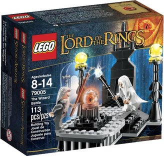 Lego Lord of the Rings The Wizard Battle 79005