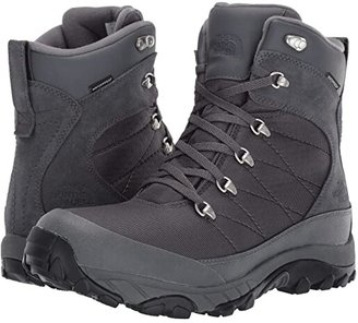 The North Face Chilkat Nylon (Zinc Grey/Ebony Grey) Men's Boots