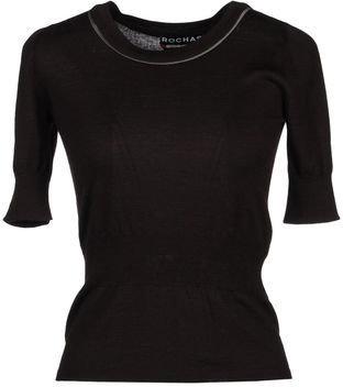 Rochas Short sleeve sweater