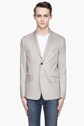 Rag and Bone RAG & BONE Light grey Dakar blazer