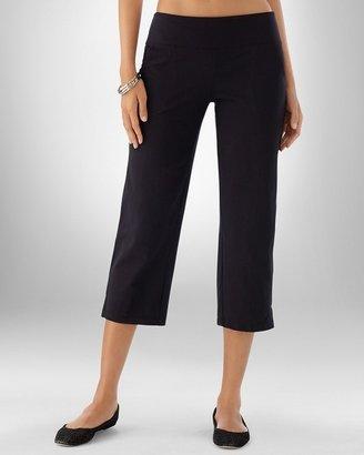 Soma Intimates Perfect Cotton Lounge Crop Pant