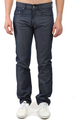 Blue & Cream Blue&Cream Tonal Straight Leg Denim RB
