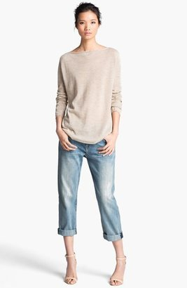 Halston Linen Sweater