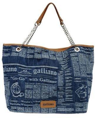 Galliano Shoulder Bags