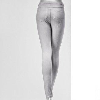 Vera Wang Simply vera twill leggings