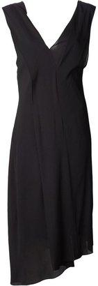 Reed Krakoff asymmetrical flowing dress