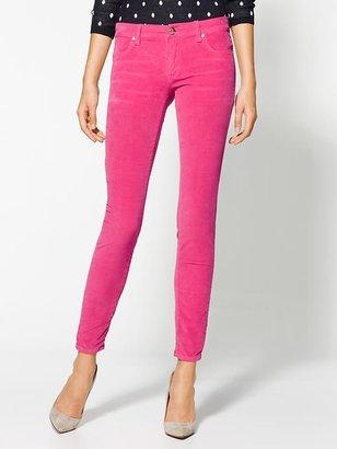 Blank Velveteen Skinny Pants