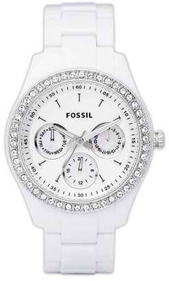 Fossil Chronograph Bracelet Watch, 37mm