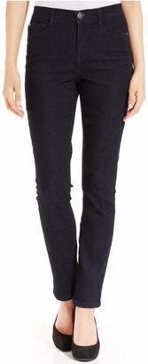 Style&Co. Style & Co Petite Tummy-Control Slim-Leg Jeans