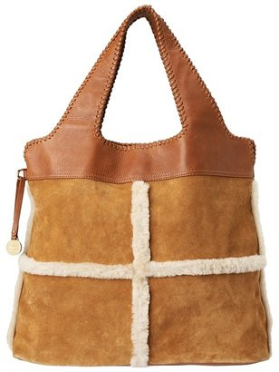 UGG Quinn Tote (Chestnut) - Bags and Luggage