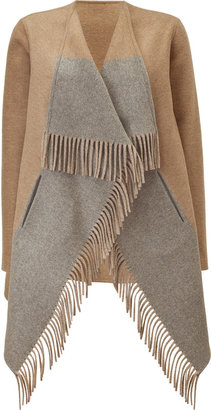 Closed Forest Beige Wool-blend Coat