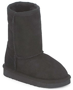 Love From Australia BABY PARTY girls's Low Ankle Boots in Black