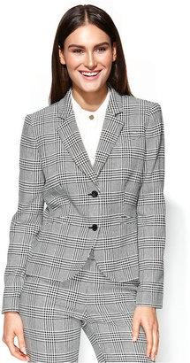 Calvin Klein Jacket, Houndstooth Blazer