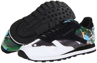 Reebok CL Leather R12 - Chicago (City Classics/Chicago) - Footwear