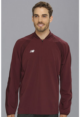 New Balance High Heat Half Zip Jacket