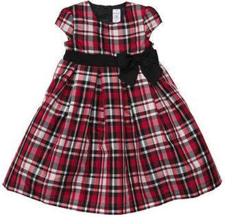 Carter's Taffeta Plaid Dress