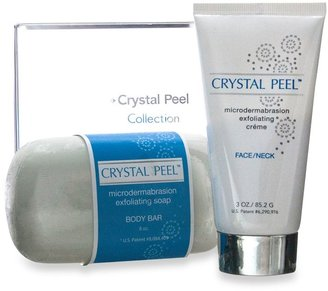 Crystal PeelTM Microdermabrasion Collection Duo $67.99 thestylecure.com