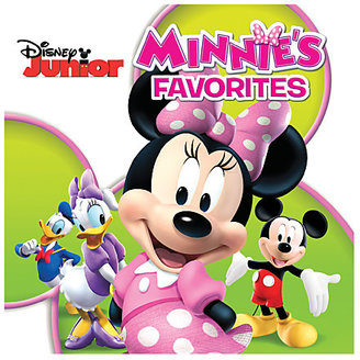 Disney Mickey Mouse Clubhouse: Minnie's Favorites CD