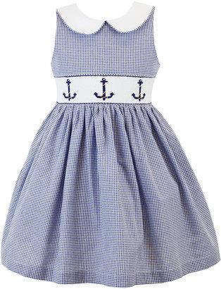 Jayne Copeland Little Girls' Anchor Dress