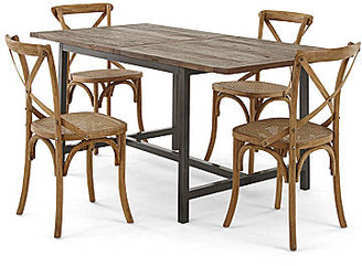 JCPenney Elm 5-pc. Dining Set