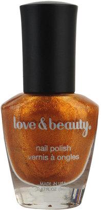 Forever 21 Love 21 Sunset Gold Nail Polish