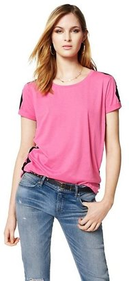 Juicy Couture Lace Detail Knit Top