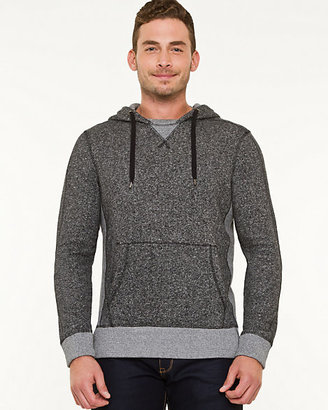 Le Château French Terry Colour Block Hoodie
