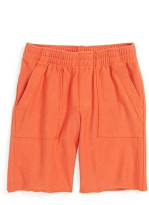 Tea Collection Patch Pocket Shorts (Little Boys & Big Boys)