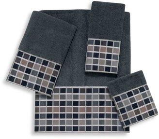 Avanti Kaleidoscope Bath Towel Collection in Granite