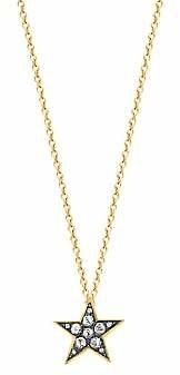 London Road 9ct Gold Portobello Starry Night Diamond Star Pendant