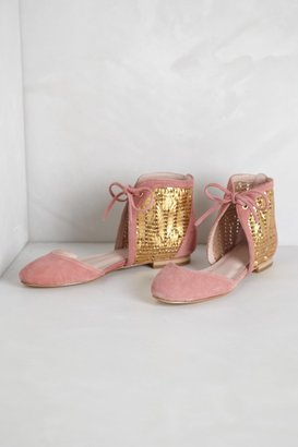 Anthropologie Adela Flats