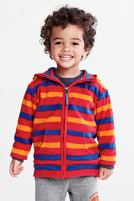 Lands' End Toddler Boys' ThermaCheck -200 Print Fleece Hoodie