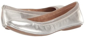 Bandolino Edition (Silver Glamour) Women's Flat Shoes
