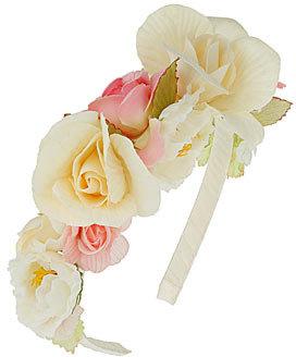Dorothy Perkins Oversize flower headband