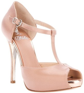 Fabi Couture stiletto sandal