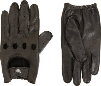 Barneys New York Driving Glove