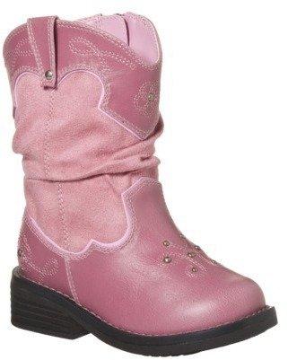 Circo Toddler Girl's Deloria Boot - Pink