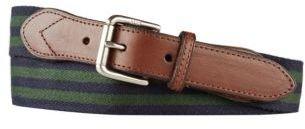 Polo Ralph Lauren Striped Webbed Belt