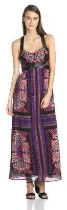 Nanette Lepore Women's Sun Dance Mezcal-Print Maxi Dress