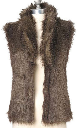 Alloy Faux Fur Vest