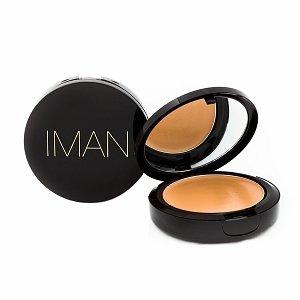 Iman Second to None Cream To Powder Foundation, Sand 3