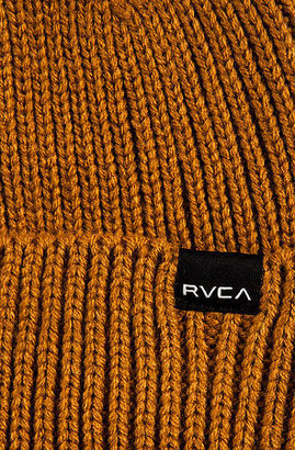 RVCA The Yachtsman Beanie in Cathay Spice